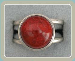 R158 - Red Coral (8 1/2) - <font color=red><i>New!</font></i>